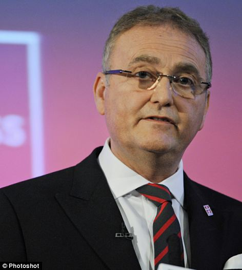 John Longworth, director-general of the British Chambers of Commerce, criticised the government for pussy footing around