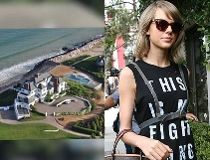 Celebrity vacation homes