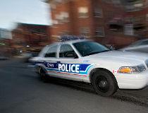 Ottawa Police cruiser