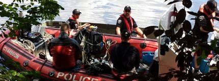 Rideau River search - Sultan
