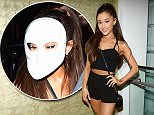 Mandatory Credit: Photo by Startraks Photo/REX Shutterstock (4587781c).. Ariana Grande.. Ariana Grande photo shoot, Atlanta, Georgia, America - 24 Mar 2015.. Ariana Grande looking cute in black before her meet and greet at her show in Atlanta..
