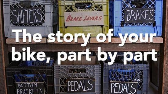 Image bike stack