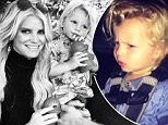 MUST BYLINE: EROTEME.CO.UK\nFOR UK SALES: Contact Caroline 44 207 431 1598\nCelebrity social network pictures.\nPicture shows: Jessica Simpson's son Ace, turns 2 years old\nNON-EXCLUSIVE     Wednesday 1st July 2015\nJob: 150701UT1   London, UK\nEROTEME.CO.UK 44 207 431 1598\nDisclaimer note of Eroteme Ltd: Eroteme Ltd does not claim copyright for this image. This image is merely a supply image and payment will be on supply/usage fee only.