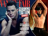 Channing Tatum Vanity Fair