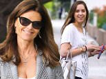 eURN: AD*174203312  Headline: Maria Shriver and Christina Schwarzenegger meet up after lunch Caption: Beverly Hills, CA - Mother-Daughter duo Maria Shriver and Christina Schwarzenegger seen out and about in Beverly Hills this afternoon after pictures of Patrick's ex Miley Cyrus emerged, of the young singer making out with another girl.   AKM-GSI     July 1, 2015 To License These Photos, Please Contact : Steve Ginsburg (310) 505-8447 (323) 423-9397 steve@akmgsi.com sales@akmgsi.com or Maria Buda (917) 242-1505 mbuda@akmgsi.com ginsburgspalyinc@gmail.com  Photographer: FANA  Loaded on 02/07/2015 at 02:30 Copyright:  Provider: FANA/AKM-GSI  Properties: RGB JPEG Image (24750K 2690K 9.2:1) 2373w x 3560h at 300 x 300 dpi  Routing: DM News : GeneralFeed (Miscellaneous) DM Showbiz : SHOWBIZ (Miscellaneous) DM Online : Online Previews (Miscellaneous), CMS Out (Miscellaneous)  Parking: