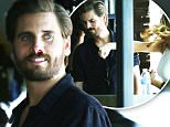 EXCLUSIVE. Coleman-Rayner. Los Angeles, CA, USA.\nJune 19, 2015\nScott Disick is punched in the nose by an attractive female while filming a scene for a new episode of Keeping Up With The Kardashians. The husband of Kourtney Kardashian looked shaken after the incident that left him with a bloody nose. \nCREDIT LINE MUST READ: Coleman-Rayner.\nTel US (001) 310-474-4343- office\nTel US (001) 323-545-7584 - Mobile\nwww.coleman-rayner.com