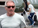 Harrison was looking trim and dressed in casual attire as he boarded a private jet at santa monica airport. He's been seen recently getting back behind the stick of smaller aircraft but this time it was his turn to be the passenger. He loaded his own bags before getting on board and flying off. \n\nPictured: Harrison Ford\nRef: SPL1065898  010715  \nPicture by: Splash News\n\nSplash News and Pictures\nLos Angeles: 310-821-2666\nNew York: 212-619-2666\nLondon: 870-934-2666\nphotodesk@splashnews.com\n