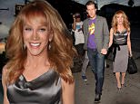 Kathy Griffin dine out with a mystery man at Craig's restaurant in West Hollywood, CA\n\nPictured: Kathy Griffin\nRef: SPL1068174  300615  \nPicture by: Roshan Perera\n\nSplash News and Pictures\nLos Angeles: 310-821-2666\nNew York: 212-619-2666\nLondon: 870-934-2666\nphotodesk@splashnews.com\n