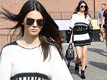 Kendall Jenner seen leaving her hotel this afternoon and heading to Tate Modern with a group of friends.   Pictured: Kendall Jenner Ref: SPL1066345  010715   Picture by: TGB / Splash News  Splash News and Pictures Los Angeles: 310-821-2666 New York: 212-619-2666 London: 870-934-2666 photodesk@splashnews.com