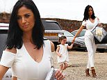 Picture Shows: Dolly Reid, Chantelle Houghton  July 02, 2015\n \n British TV Personality Chantelle Houghton pictured out with her daughter Dolly as they attend a friend's wedding in the countryside in Essex, England.\n \n Exclusive - All Round\n WORLDWIDE RIGHTS\n \n Pictures by : FameFlynet UK © 2015\n Tel : +44 (0)20 3551 5049\n Email : info@fameflynet.uk.com