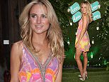Picture Shows: Kimberley Garner  July 01, 2015    Stars attend the VIP launch party for the new vodka and coconut water drink Lovo at IceTank in London, England.    Non Exclusive  WORLDWIDE RIGHTS    Pictures by : FameFlynet UK © 2015  Tel : +44 (0)20 3551 5049  Email : info@fameflynet.uk.com