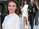The Swarovski Exclusive Collection by Miranda Kerr launch event at Swarovski Crystal Worlds.\nFeaturing: Miranda Kerr\nWhere: Wattens, Austria\nWhen: 02 Jul 2015\nCredit: Brian Dowling/WENN.com