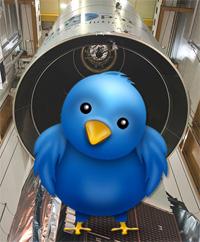 Twitter Arianespace