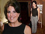 """LONDON, ENGLAND - JULY 01:  Monica Lewinsky attends a dinner following the private view of """"Raw Footage"""" at The Cafe Royal on July 1, 2015 in London, England.  (Photo by David M. Benett/Getty Images)"""