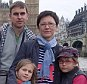 """Pic shows: Photo of family in London, poster made by the camera finder Veronika.\\n\\nA Polish woman who lost her camera while on a trip to London had it returned after someone found it and tracked her down on Facebook.\\n\\nMagda Szymanek from Krakow in south Poland had gone to the capital sightseeing but lost her camera while visiting Hyde Park.\\n\\nIt was later found by personal chef Veronika Polyakova who posted a photo of Magda posing by the Thames opposite the Houses of Parliament.\\n\\nShe wrote: """"Dear Friends & especially my #Polish Friends, this family has lost their SONY RX100M2 25.4.2015 in Hyde Park near Marble Arch, London.\\n\\n""""They are probably from #Katowice, #Poland (that was their departure flight - luckily they took a picture of #Wizzair aircraft. Can you please help me to find them & return them this camera full of family pictures?""""\\n\\nThe appeal was quickly shared by over 7,000 people and Veronica soon found the camera¿s owner.\\n\\nVeronika wrote on her timel"""