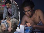 WARNING: Embargoed for publication until 23/06/2015 - Programme Name: EastEnders - TX: 03/07/2015 - Episode: 5096 (No. n/a) - Picture Shows: ***FORTNIGHTLIES PLEASE DO NOT USE (SOAP LIFE and ALL ABOUT SOAP).. Tamwar finds Nancy's jotter under her pillow and is concerned at what he reads.  Tamwar Masood (HIMESH PATEL) - (C) BBC - Photographer: Gary Moyes