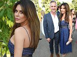 Mandatory Credit: Photo by Richard Young/REX Shutterstock (4892893fk)  Gary Lineker and Danielle Lineker  The Serpentine Gallery Summer Party, London, Britain - 02 Jul 2015