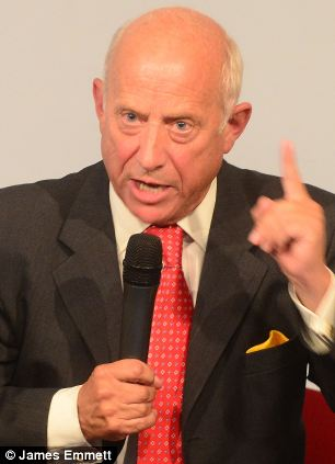 Godfrey Bloom resigned as a Ukip MEP after telling an audience at an event promoting women in politics that they were 'sluts'