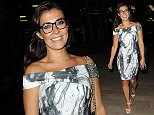KYM MARSH SEEN WEARING A LAVISH ALICE DRESS AND RIVER ISLAND SHOE AS AS SHE LEAVES TV STUDIO' AT MEDIA CITY IN MANCHESTER AFTER FILMING 8 OUT OF 10 CATS ALONG WITH JIMMY CARR AND DANNY DYER.\\n\\n******EXC ALLROUND*****\\n\\nPICTURES BY STEPHEN FARRELL\\n07870 606209\\n\\n\\n\\n