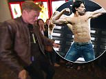 Conan O'Brien Strips and Watches Magic Mike XXL