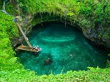 sua trench and samoa
