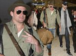 Channing Tatum and Joseph Manganiello arrive in Sydney ahead of Magic Mike.\nThe actors were seen surrounded by heavy security.\n\nPictured: CHANNING TATUM\nRef: SPL1071489  050715  \nPicture by: Pepito / Splash News\n\nSplash News and Pictures\nLos Angeles: 310-821-2666\nNew York: 212-619-2666\nLondon: 870-934-2666\nphotodesk@splashnews.com\n