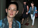 Ashley Greene seen hand-in-hand with boyfriend Paul Khoury at LAX airport.\n\nPictured: Paul Khoury and Ashley Greene\nRef: SPL1071939  050715  \nPicture by: Diabolik / Splash News\n\nSplash News and Pictures\nLos Angeles: 310-821-2666\nNew York: 212-619-2666\nLondon: 870-934-2666\nphotodesk@splashnews.com\n