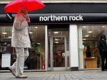 NORTHERN ROCK, KINGSTON UPON THAMES, SURREY. The Kingston Upon Thames branch of bank, Northern Rock,  Shares in the troubled lender have bounced back from historic lows as uncertainty still surrounds its future following its customers desire to withdraw their savings as the bank struggled to stay afloat.  EPA/DANIEL HAMBURY STR