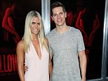 Mandatory Credit: Photo by REX Shutterstock (4898060n)  Jason Kennedy and Lauren Scruggs  'The Gallows' film premiere, Los Angeles, America - 07 Jul 2015