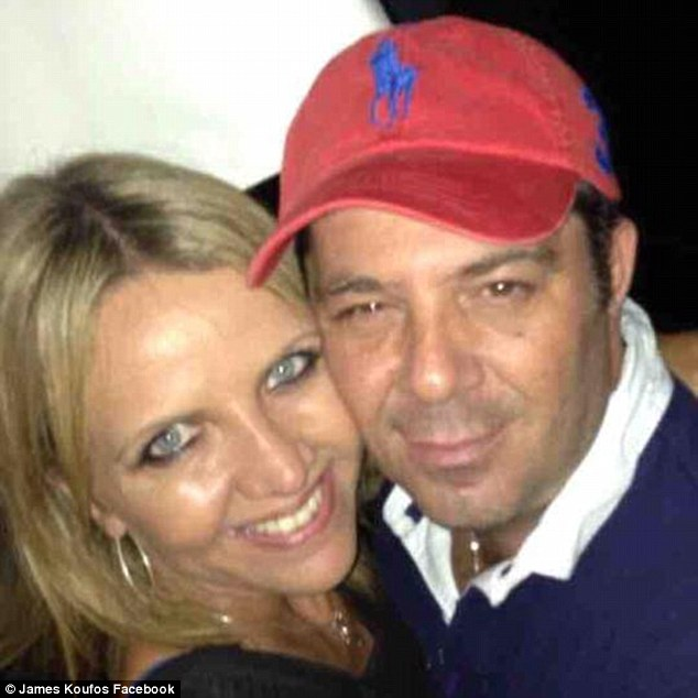 'Seeing those photos, it really hit me... I got very emotional,' Mr Koufos told Daily Mail Australia, adding that at first he was unaware Mr Chatzifotiadis was an old family friend