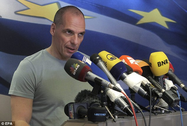 Greek Finance Minister Yanis Varoufakis announced his shock resignation only hours after the heavily-indebted country delivered turned down the international bailout package
