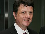 Gerard Batten, 55, The party?s first London Member of the European Parliament. The European Parliamentary Elections at city hall london.  Please Credit. Pic by Graham Hussey.
