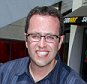 """HOLLYWOOD, CA - APRIL 13:  Television personality Jared Fogle posing for media at the unveiling of WhereSuperHeroesEat 3D street art celebrating Marvel's """"Avengers: Age Of Ultron"""" on April 13, 2015 in Hollywood, California.  (Photo by Paul Redmond/WireImage)"""