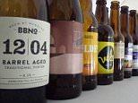 Event: #TASTE25.    #taste25 line of beers.jpg