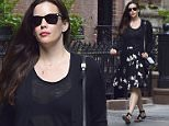 NEW YORK, NY - JULY 06:  Liv Tyler is seen in the West Village on July 6, 2015 in New York City.  (Photo by Alo Ceballos/GC Images)