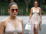 Jennifer Lopez goes shopping in the Hamptons wearing a flowy Summer dress.\n\nPictured: Jennifer Lopez\nRef: SPL1068963  060715  \nPicture by: Splash News\n\nSplash News and Pictures\nLos Angeles: 310-821-2666\nNew York: 212-619-2666\nLondon: 870-934-2666\nphotodesk@splashnews.com\n