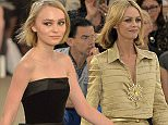 Picture Shows: Vanessa Paradis  July 07, 2015    Celebrities attend Chanel's 2015-2016 fall/winter Haute Couture collection fashion show at Le Grand Palais in Paris, France.    Non-Exclusive  UK RIGHTS ONLY    Pictures by : FameFlynet UK © 2015  Tel : +44 (0)20 3551 5049  Email : info@fameflynet.uk.com