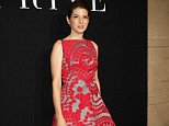 PARIS, FRANCE - JULY 07:  Marisa Tomei attends the Giorgio Armani Prive show as part of Paris Fashion Week Haute Couture Fall/Winter 2015/2016 on July 7, 2015 in Paris, France.  (Photo by Antonio de Moraes Barros Filho/WireImage)