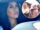 EXCLUSIVE: Kourtney Kardashian leaves her mother's house in Calabasas.\n\nPictured: Kourtney Kardashian \nRef: SPL1072373  060715   EXCLUSIVE\nPicture by: Jacson / Splash News\n\nSplash News and Pictures\nLos Angeles: 310-821-2666\nNew York: 212-619-2666\nLondon: 870-934-2666\nphotodesk@splashnews.com\n