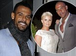 Singer Kerry Katona and her husband George Kay Jackson during the Family Private Dinner in London, Britain on 08 January 2015. Mandatory Credit: Photo by Can Nguyen/REX (4371638g).. George Kay and Kerry Katona.. The Jackson Family Private Dinner, London, Britain - 08 Jan 2015.. ..