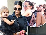 NO JUST JARED USAGE\nKim and Kourtney Kardashian take North West and Penelope Disick, wearing ballerina outfits, to tap dance classes at Miss Melodee Studios and shopping at Westfield Topanga. ***NO DAILY MAIL SALES****\n\nPictured: Kourtney Kardashian, Penelope Disick\nRef: SPL1039644  290515  \nPicture by: Splash News\n\nSplash News and Pictures\nLos Angeles:310-821-2666\nNew York:212-619-2666\nLondon:870-934-2666\nphotodesk@splashnews.com\n
