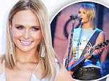 Mandatory Credit: Photo by Jim Smeal/BEI/REX Shutterstock (4678005cv).. Miranda Lambert.. 50th Academy of Country Music Awards, Arrivals, Arlington, America - 19 Apr 2015.. WEARING BIBHU MOHAPATRA..