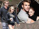 Please contact X17 before any use of these exclusive photos - x17@x17agency.com   Liam Hemsworth grabbing coffee and snacks with a mystery blonde in Malibu. The Hunger Games star was engaged to Miley Cyrus and now seems to be getting to know another woman after taking a break from dating to focus on acting. It's been noted that Liam doesn't mind that Miley is dating Victoria Secret model Stella Maxwell   July 7, 2015 X17online.com