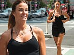EXCLUSIVE: Kelly Bensimon goes on a run through SoHo, New York City.\n\nPictured: Kelly Bensimon\nRef: SPL1072276  070715   EXCLUSIVE\nPicture by: NorthWoodsPix / Splash News\n\nSplash News and Pictures\nLos Angeles: 310-821-2666\nNew York: 212-619-2666\nLondon: 870-934-2666\nphotodesk@splashnews.com\n