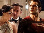 "Caption: (L-r) GAL GADOT as Diana Prince/Wonder Woman and BEN AFFLECK as Bruce Wayne/Batman in Warner Bros. Pictures' action adventure ""BATMAN v SUPERMAN: DAWN OF JUSTICE,"" a Warner Bros. Pictures release."
