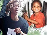 Jaden Smith is 17 years old today. I'm just glad he stopped eating paste!