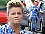 """Picture Shows: Kerry Katona  July 07, 2015    Byline must read: """"Splash / FameFlynet.uk.com""""    *First Pictures*    With her marriage reportedly on the rocks, reality TV star Kerry Katona pictured out and about in Chinnor    Kerry Katona has reportedly split with George Kay (her new husband of a year)  and asked him to move out of their marital home.     Unlucky in love Kerry already has two unsuccessful marriages to Brian McFadden and Mark Croft behind her.    Exclusive All Rounder  Worldwide Rights  Pictures by : Splash / FameFlynet UK � 2015  Tel : +44 (0)20 3551 5049  Email : info@fameflynet.uk.com"""
