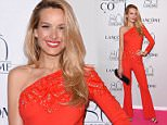 Mandatory Credit: Photo by David Fisher/REX Shutterstock (4898005as)  Petra Nemcova  Lancome 80th anniversary party, Autumn Winter 2015, Haute Couture, Paris Fashion Week, France - 07 Jul 2015
