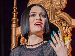 OXFORDSHIRE, UNITED KINGDOM - July 08: Jessie J performs on stage as she opens the Henley Festival in Henley-on-Thames on July 08, 2015 in Oxfordshire, England.  PHOTOGRAPH BY Greg Blatchford / Barcroft Media UK Office, London. T +44 845 370 2233 W www.barcroftmedia.com USA Office, New York City. T +1 212 796 2458 W www.barcroftusa.com Indian Office, Delhi. T +91 11 4053 2429 W www.barcroftindia.com