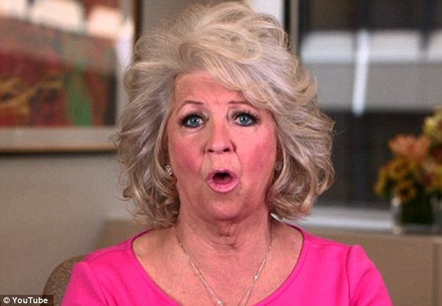 In  2013, Paula issued a grovelling, tearful video apology (above) for her 'racist' words. 'I want to apologize to everybody for the wrong that I've done,' she said in the video statement. 'I want to learn and grow from this'